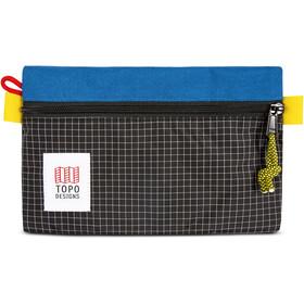 Topo Designs Torba na akcesoria S, blue/black ripstop